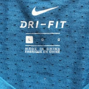 Nike Shirts - 🔥 Nike Dri-Fit Men's Short Sleeve Casual Tee-Used